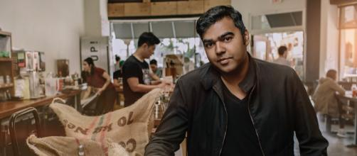 Rock Baijnauth is a filmmaker who created a documentary titled 'Baristas'. / Image courtesy of Jeff Newton Studios LLC, used with permission.