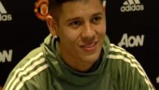 Manchester United: Marcos Rojo assures El Dia he remains with the team