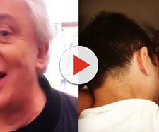 Os atores Marco Nanini e Leornardo Vieira já falaram abertamente sobre sua condição sexual. (Reprodução/Instagram/@leonardovieirator/@gshow)