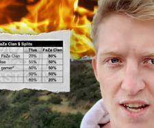 Tfue's contract has been released. (Image Credit: Hollywood Life / YouTube screencap)