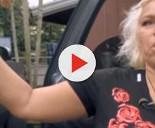 "Gogs Most Wanted and Dog the Bounty Hunter star Beth Chapman jokes about ""mama's Boy"" Garry - - Image credit - A&E 