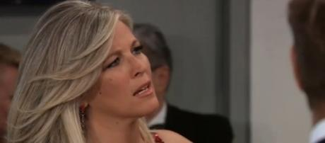General Hospital: Carly has an obscure intuition (Image Source: - GH Youtube)