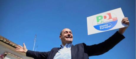 Zingaretti esulta, ma il Pd perde voti rispetto alle Politiche