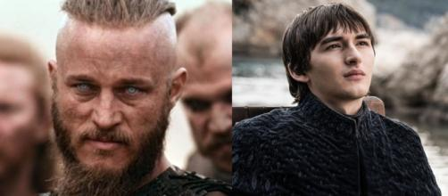 Ambas as séries tem feito muito sucesso. (Divulgação/History/HBO)