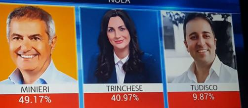 Comunali Nola, ballottaggio tra Minieri e Trinchese: tutte le preferenze