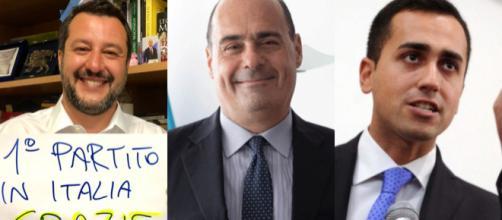 Europee: trionfa la Lega anche in Liguria, risorge il Pd, tracollo ... - telenord.it