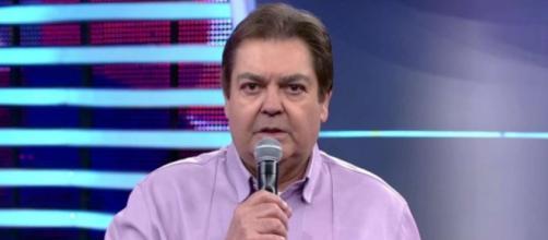 Faustão volta a criticar Bolsonaro em seu programa. (Arquivo Blasting News)