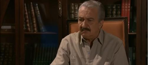 Frederico é interpretado por Humberto Elizondo. (Reprodução/SBT)