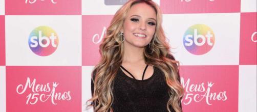 Larissa Manoela vive um atual relacionamento com Léo Cidade. (Arquivo BlastingNews)