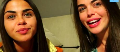 Lila y Violeta en imagen de archivo.