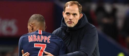 Mercato PSG : la relation serait 'explosive' entre Mbappé et Tuchel