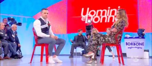 Uomini e Donne: Ida Platano chiude definitivamente con Riccardo Guarnieri