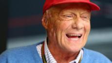 Niki Lauda e il suo ultimo desiderio: essere sepolto con la tuta vincente della Ferrari