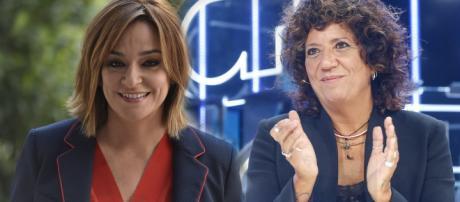 Toñi Moreno y Rosana ya no ocultan su amor. / bekia.es