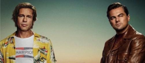 Brad Pitt et DiCaprio dans le prochain film de Tarantino