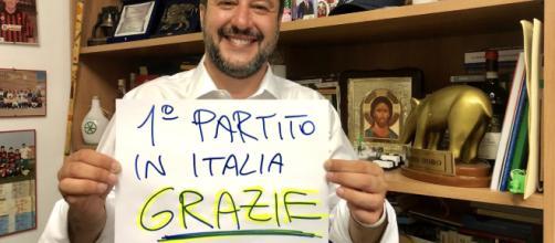 Elezioni europee: Lega primo partito, Pd sorpassa M5s, Forza ... - telenord.it