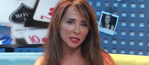 María Patiño arremete contra la hija menor de María Teresa Campos