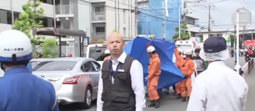 Tokyo Attack: One of the deadliest in three years. [Image credit: CBC News/YouTube/Screenshot]