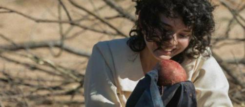 Una Vita, anticipazioni dal 3 all'8 giugno: Blanca partorisce in un campo abbandonato