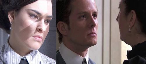 Una Vita, trame prossima settimana: Leonor ripensa a Pablo, la Dicenta furiosa con Samuel