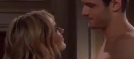 Summer and Kyle could find their way back to each other: (Image Source:Breaking News-YouTube.)