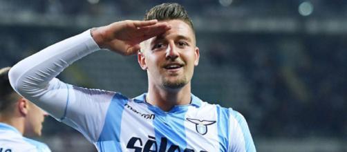 5 curiosità sul centrocampista biancoceleste Sergej Milinković-Savić