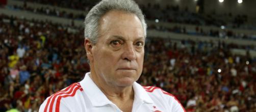 Abel Braga pediu demissão do Flamengo, segundo site. (Arquivo Blasting News)