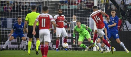 Finale Chelsea-Arsenal, Europa League 2018-2019.