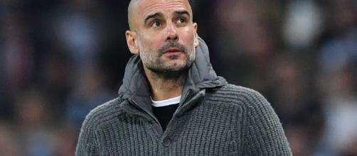 Pep Guardiola nel mirino della Juventus.