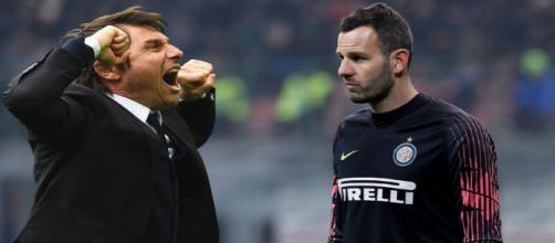 Inter, Conte avrebbe parlato con Handanovic