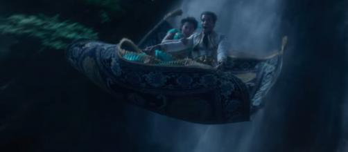 It's a magic carpet ride for 'Aladdin' with its $113 million US opening weekend. [Image credit: Walt Disney Studios/YouTube/Screenshot]