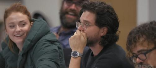 Kit Harington is in therapy for stress and alcohol use following 'Game of Thrones' finale. [Image credit: GameofThrones/YouTube/Screenshot]