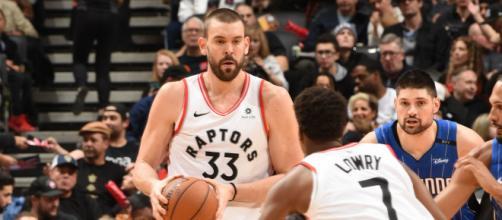 La posesión que explica por qué los Toronto Raptors fueron a por ... - nba.com