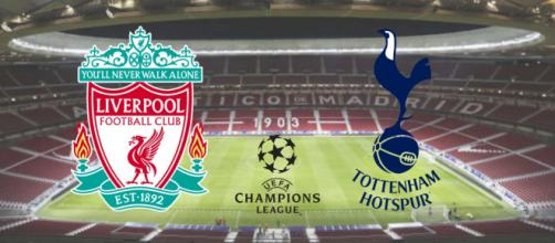 Liverpool x Tottenham: transmissão ao vivo na TNT. (Fotomontagem)