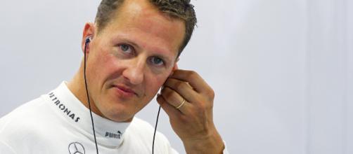 """Michael Schumacher : Un marabout """"habité par l'esprit"""" du pilote ... - non-stop-people.com"""
