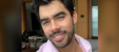 O cantor Gabriel Diniz, que morreu em um acidente de avião na última segunda-feira. (Arquivo Blasting News)