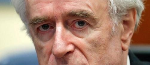 Radovan Karadzic, presidente della Repubblica Serba dal 1992 al 1996: condannato all'ergastolo per crimini contro l'umanità.