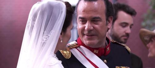 Una Vita, anticipazioni: il colonnello Valverde muore durante le ... - gogomagazine.it