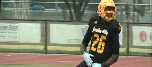 Dedrick Mills expects to join Nebraska football this month [Image via HuskerOnline Video/YouTube]