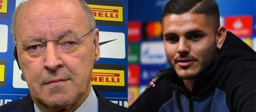 L'Inter sembrerebbe decisa sull'attaccante: possibile cessione per Icardi in estate