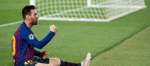 Messi e Cristiano Ronaldo a quota 600 gol