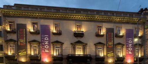 Napoli: Palazzo Fondi rinasce con spazi eventi e arte ... - hotelmag.it