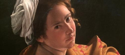 Portrait made by Artemisia Gentileschi. (Blasting News Database)