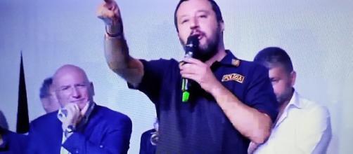 Salvini contro i giudici che disappliccano il decreto sicurezza.