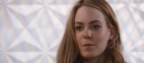 Crazy Nelle back to General Hospital (image source GH official - Youtube)