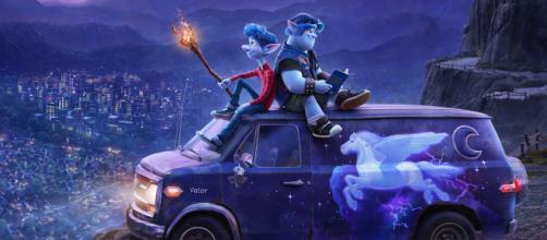 Disney pixar onward: annunciato il nuovo film in uscita nel 2020