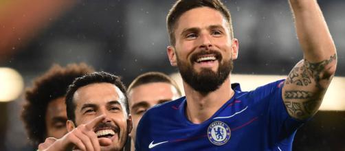 Europa League - Classement des buteurs 2018-2019 : Olivier Giroud brille