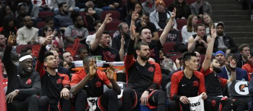 Final Raptors home game, Baby Show among weekend events in Toronto. [Blasting News Database]