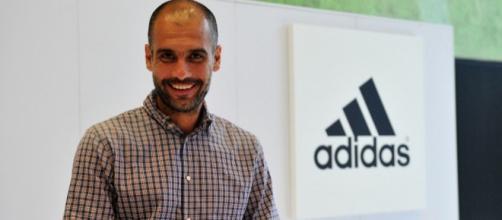 Guardiola Juventus Adidas pagherebbe