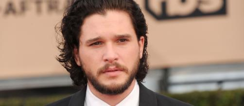 Kit Harington in rehab after 'Game of Thrones'. (via Blasting News Database)